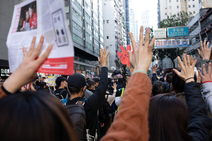 Hong Kong – 2019